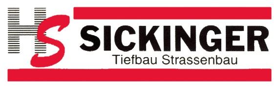 Sickinger Bau - Ihr Spezialist für Strassenbau, Tiefbau, Erdbau und Abbruch